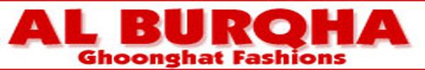 Al Burqha Ghoonghat Fashion Banner