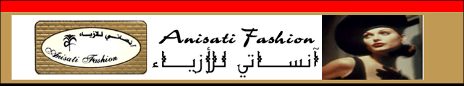 Anisati Fashion Banner