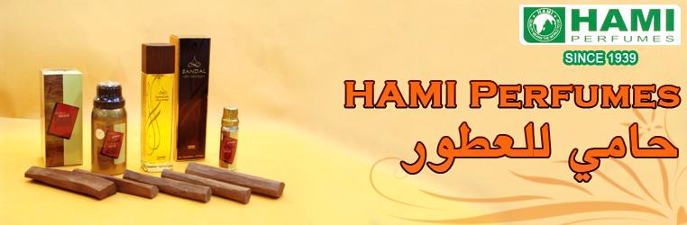 Hami Perfumes Banner