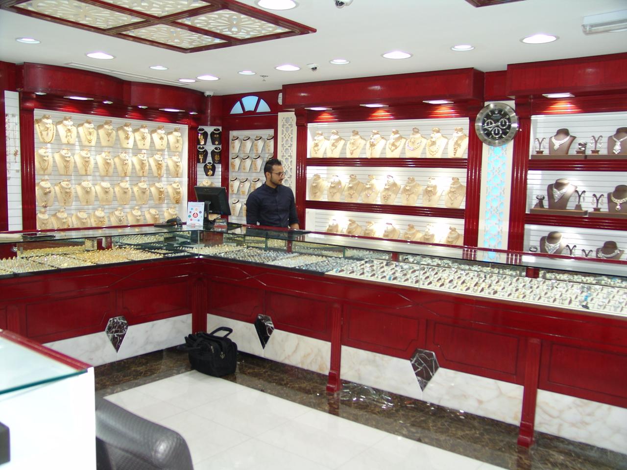 مجوهرات البادية فرع ابو ظبي - 5.JPG