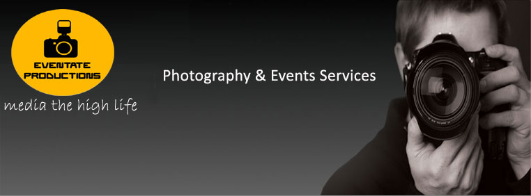 Eventate Productions Banner